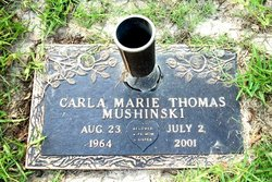 Carla Marie <i>Thomas</i> Mushinski