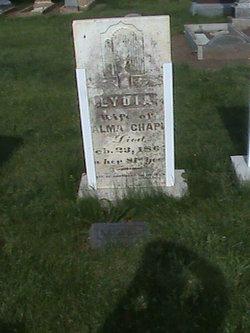 Lydia M. <i>Strong</i> Chapin