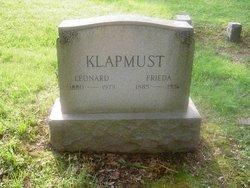 Leonard Klapmust