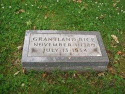 Grantland Rice