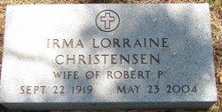 Irma Lorraine <i>Nelson</i> Christensen
