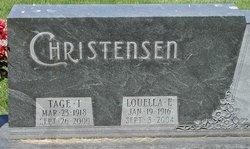 Louella Elvina <i>Suverkrubbe</i> Christensen