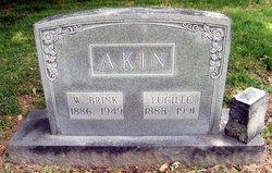 Lucille <i>Jaggers</i> Akin