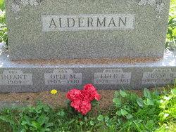 Lulu E. <i>King</i> Alderman