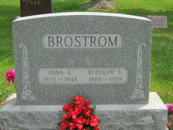 Anna E. <i>Swanson</i> Brostrom