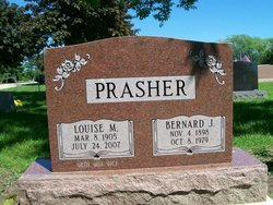 Louise M. <i>Lutz</i> Prasher
