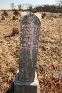 Nancy Aunt Nance <i>Maberry</i> Stinnett