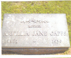 Arvilla Jane <i>Lynch</i> Capps