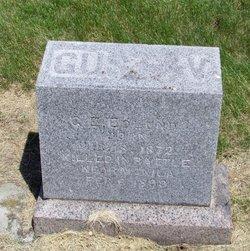 Gustav E Edlon Gillespie