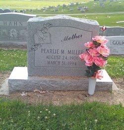 Pearlie <i>Thrasher</i> Miller