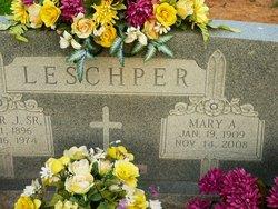 Mary Annie <i>Ludwig</i> Leschper