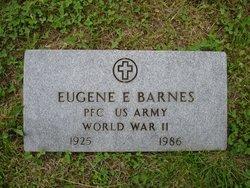 Eugene Earl Barnes