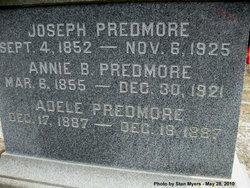 Annie <i>Bodine</i> Predmore