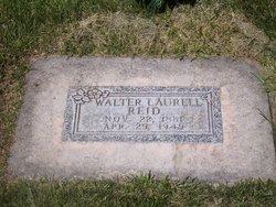 Walter Laurell Reid