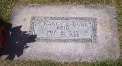 Nancy Elizabeth <i>Duke</i> Reid