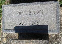 Erby L Brown