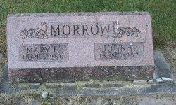 Mary Ella <i>Sparks</i> Morrow