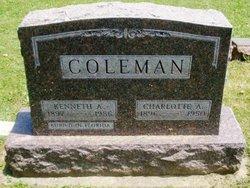 Charlotte <i>Shoemaker</i> Coleman