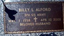 Billy Leroy Alford