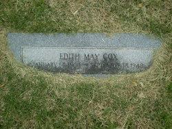 Edith May Cox