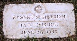 George Cy Dietrich