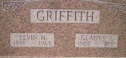 Gladys V Griffith
