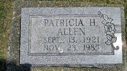 Patricia J. <i>Hofmann</i> Allen