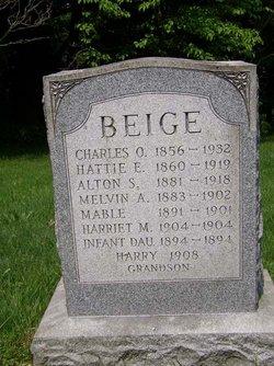 Infant Daughter <i>Beige</i> Beige