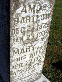Mary Jane <i>Minier</i> Bartlow