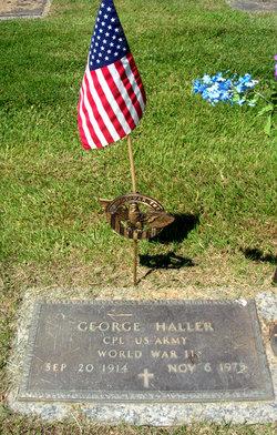 George Willie Haller