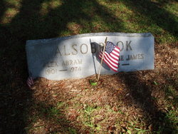 Alex Abram Alsobrook