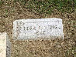 Cora Bunting