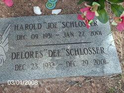 Harold Joe Schlosser