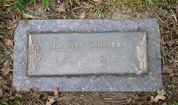Erdman Paul Kosbar