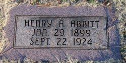 Henry A. Abbitt