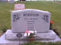 Joyce Marie <i>Hayes</i> Robison