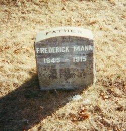 Carl Frederick Mann