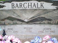 Jeri Ann Barchalk