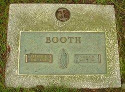 Arthur E Booth