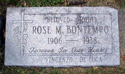 Rose <i>De Luca</i> Bontempo