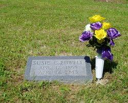 Susan <i>Cates</i> Powell