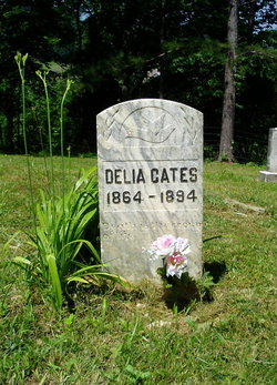 Cordelia Delia Cates