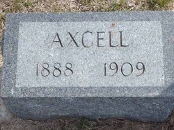 Axcell Anderson