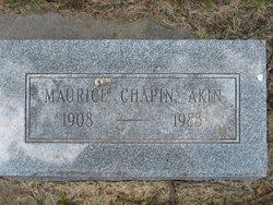 Maurice Chapin Akin