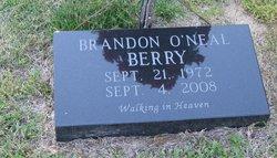 Brandon O'Neal Berry