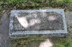 Morris K. Mike Snyder