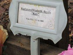 Kathryn Elizabeth Kay Heyda
