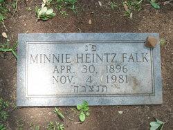 Minnie <i>Crane</i> Falk