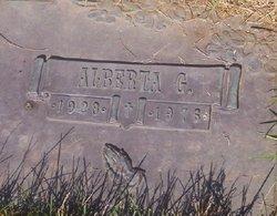 Alberta Gertrude <i>Norris</i> Long