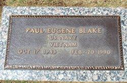 Paul Eugene Blake